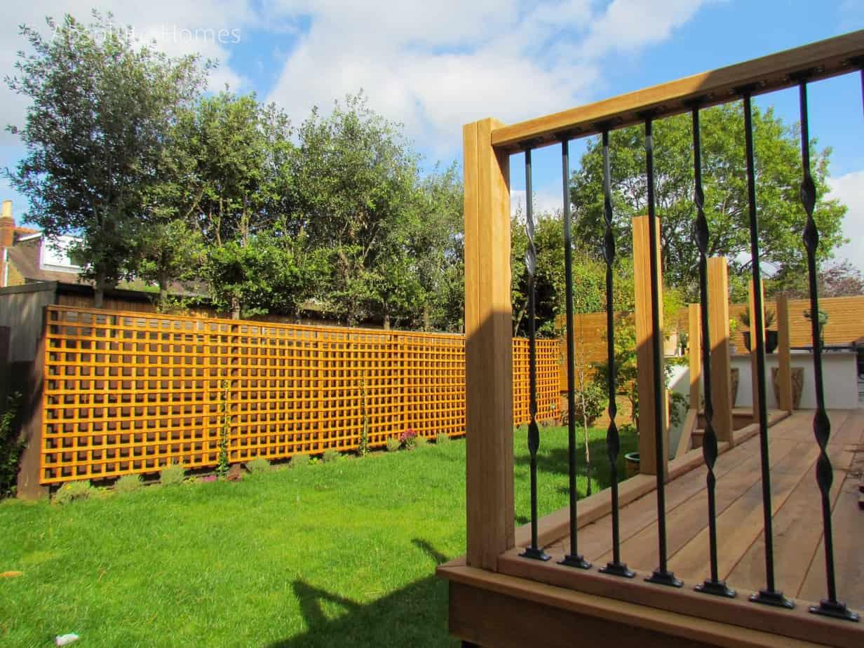 Hamilton Close, Teddington, TW11 9LA, garden deck