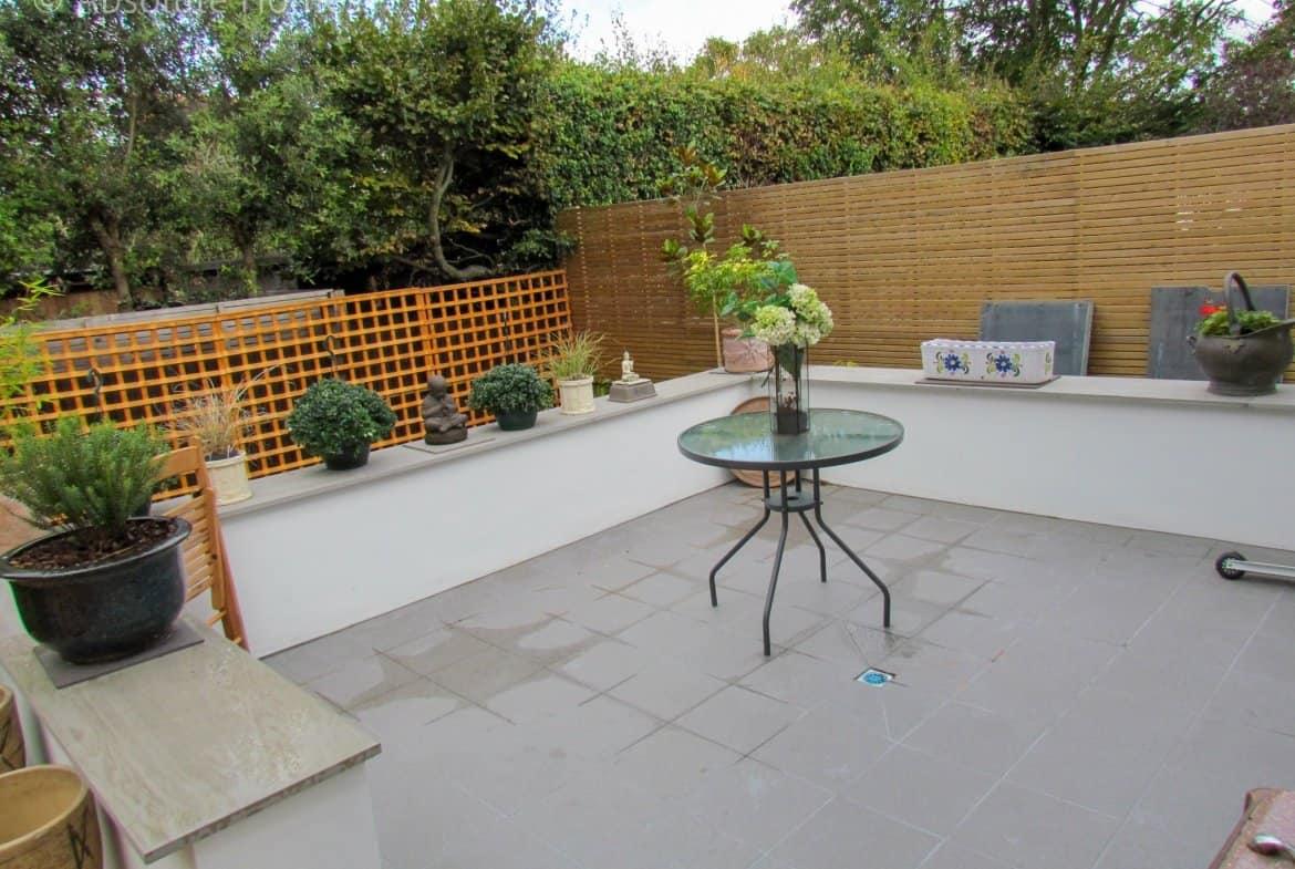 Hamilton Close, Teddington, TW11 9LA, sun terrace