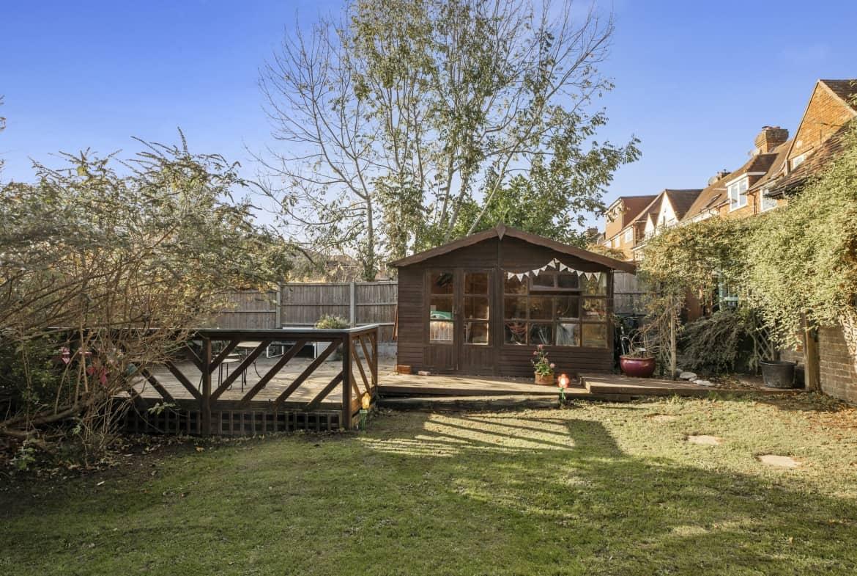 Upper Road Denham- summer house