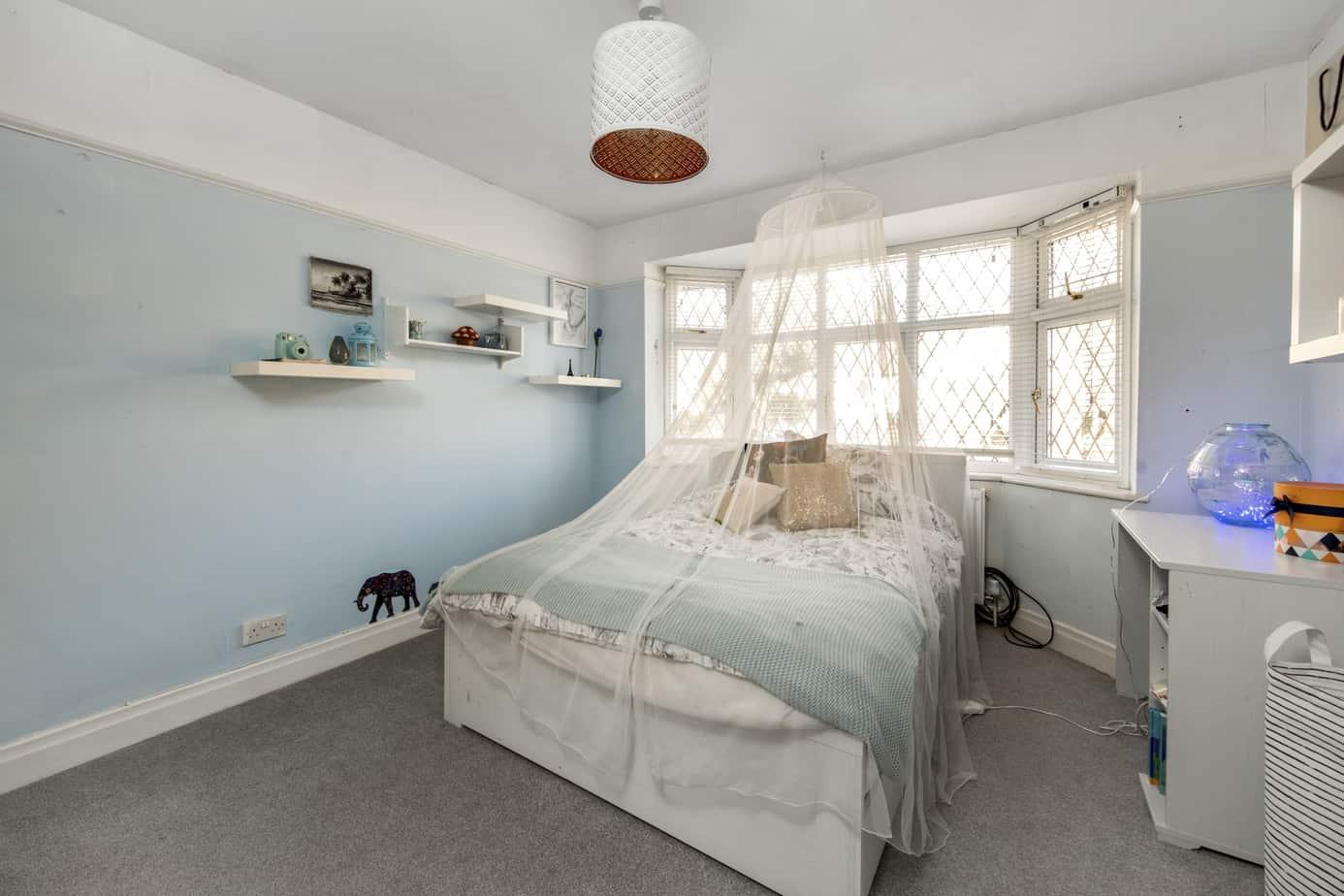 Upper Road Denham UB9 5EJ - Double Bedroom